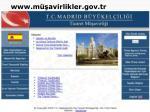 www m avirlikler gov tr