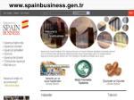 www spainbusiness gen tr