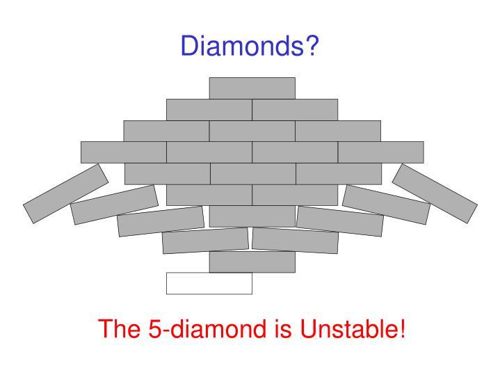 Diamonds?