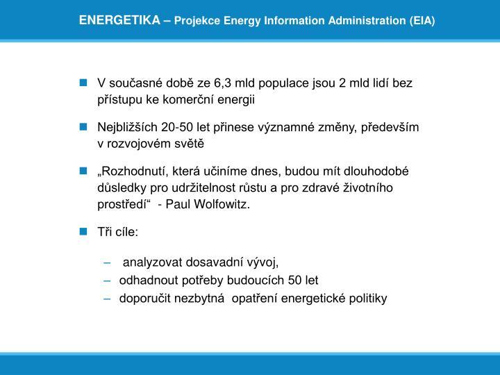 ENERGETIKA –