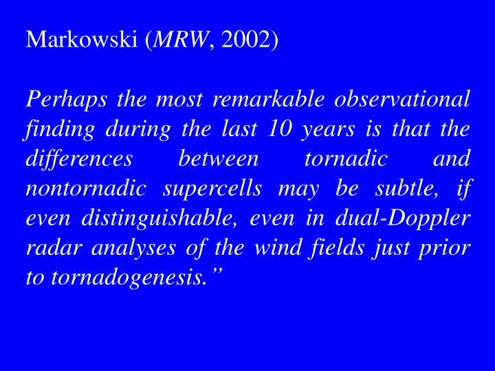 Markowski (