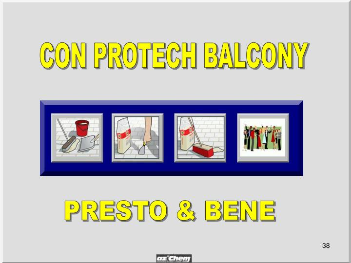 CON PROTECH BALCONY