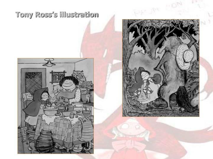 Tony Ross's illustration