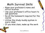 math survival skills1