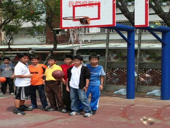 我們愛籃球