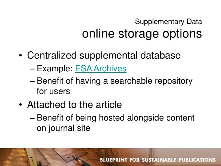 Supplementary Data