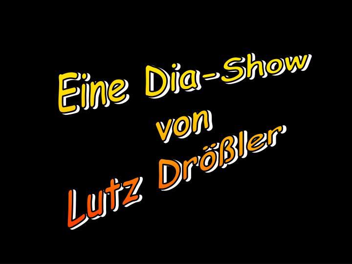 Eine Dia-Show