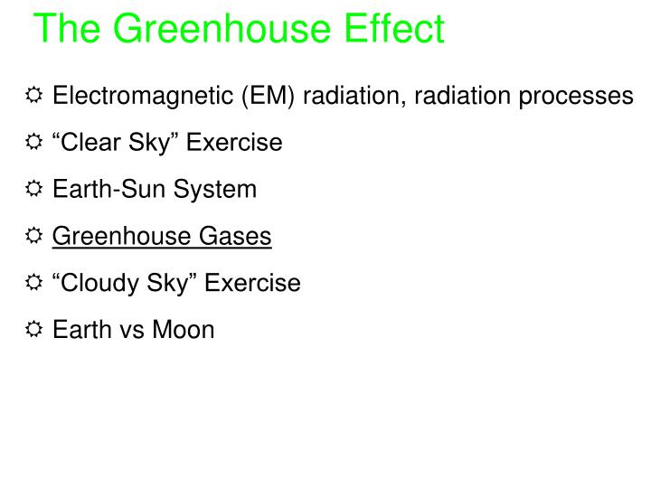 Electromagnetic (EM) radiation, radiation processes