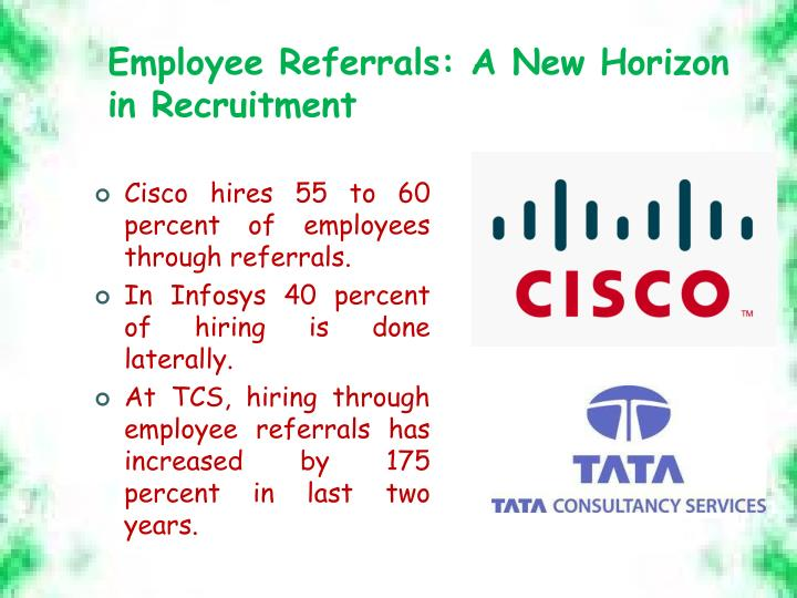 Employee Referrals: A New Horizon in Recruitment