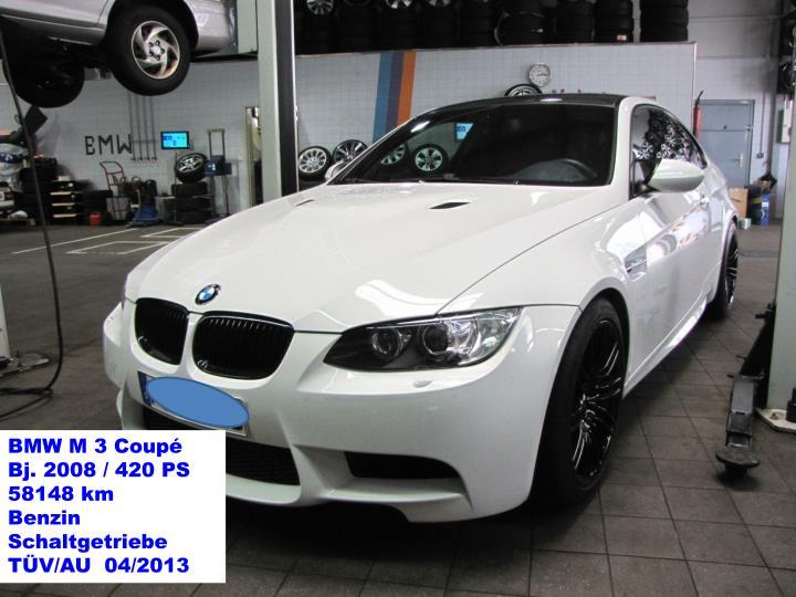 BMW M 3 Coupé