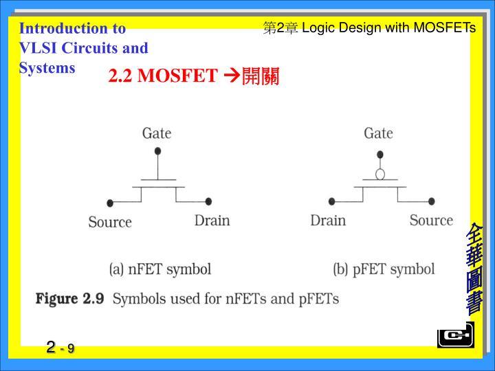 2.2 MOSFET