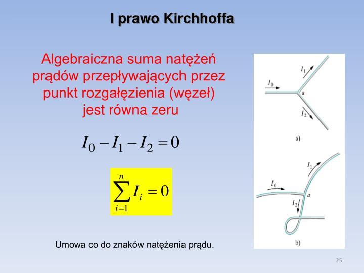 I prawo Kirchhoffa