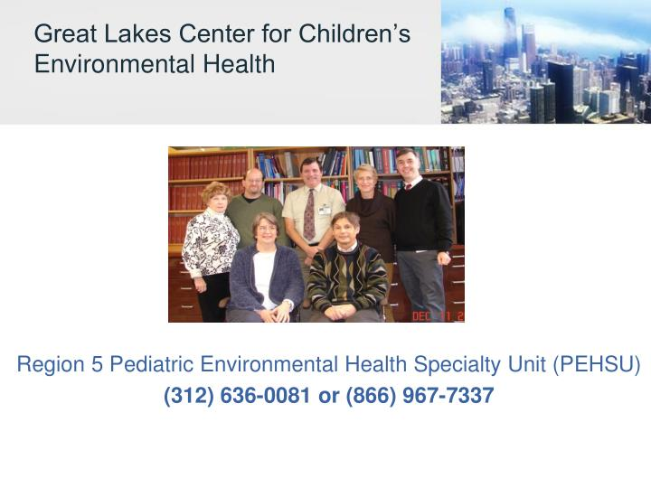 Great Lakes Center for Children's