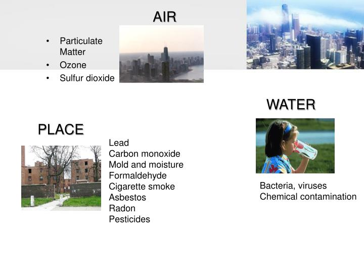 Particulate Matter
