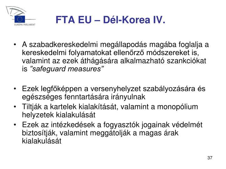 FTA EU