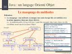 java un langage orient objet10