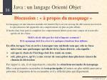 java un langage orient objet12