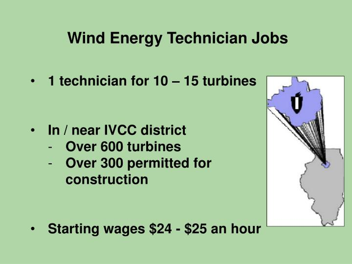 Wind Energy Technician Jobs