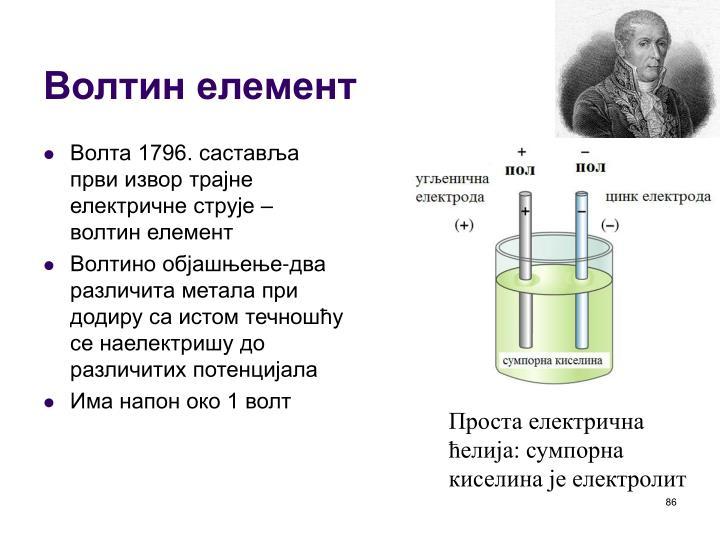 Волтин елемент