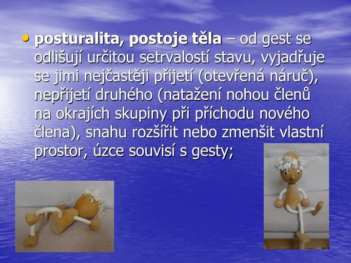 posturalita
