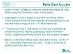 falls dam update2