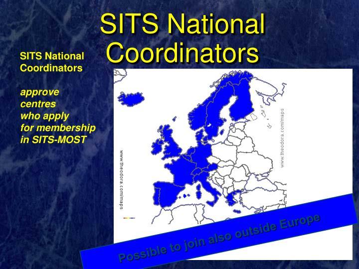 SITS National Coordinators