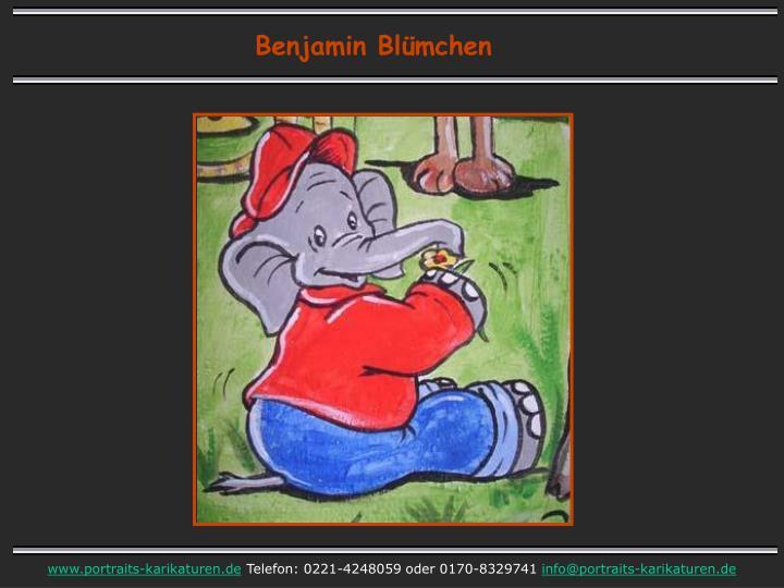 Benjamin Blümchen