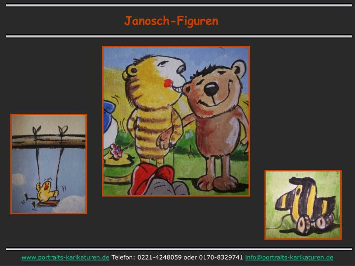 Janosch-Figuren