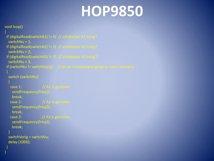 HOP9850