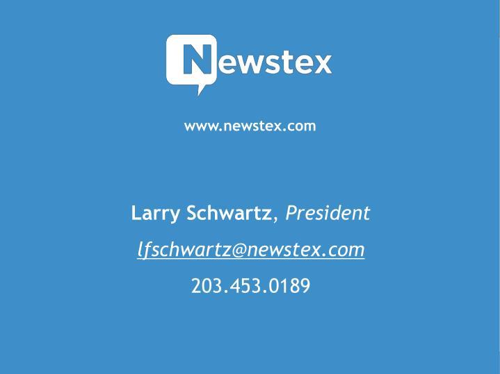 www.newstex.com