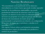 narciso benbenaste 31 12 1942 18 03 2010