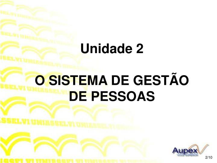 Unidade 2