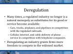 deregulation1