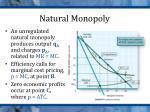 natural monopoly1