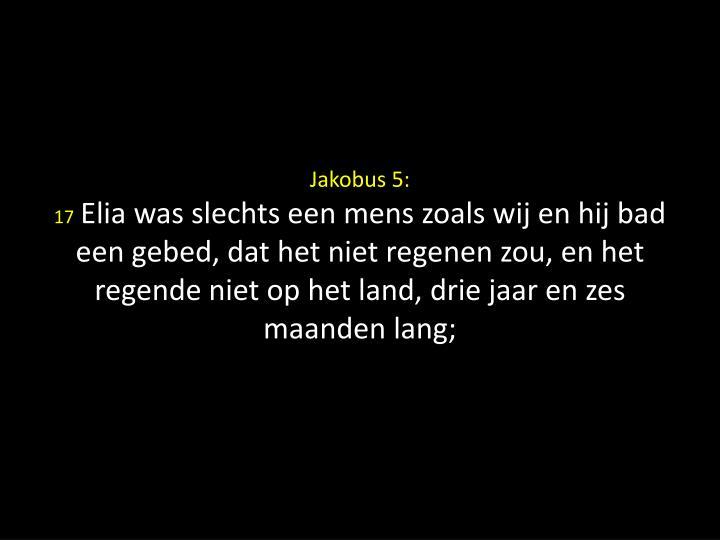 Jakobus 5: