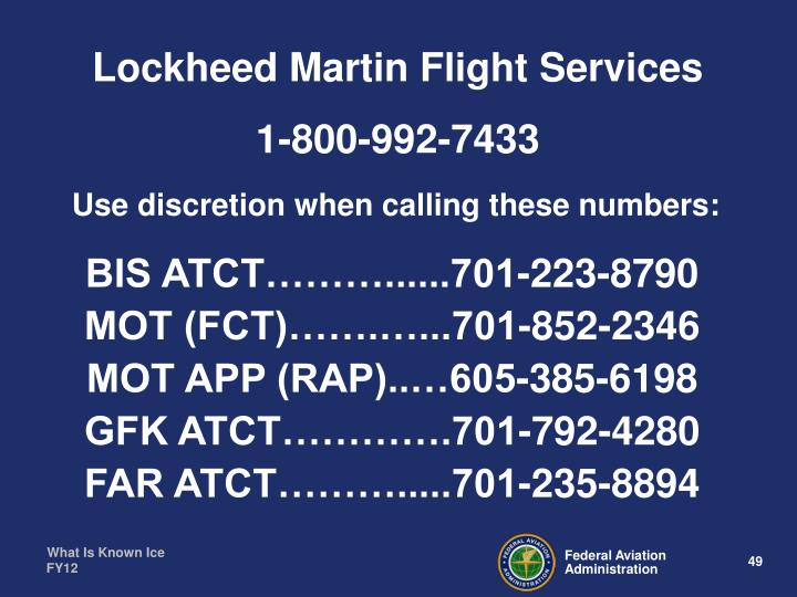 Use discretion when calling these numbers: