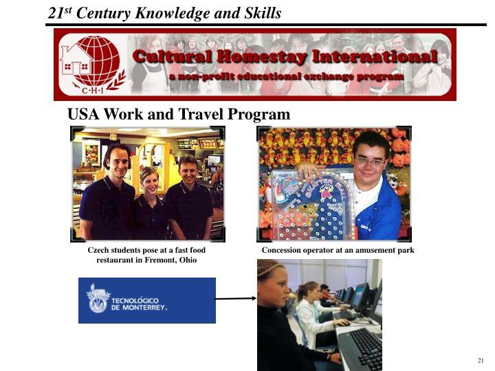 USA Work and Travel Program