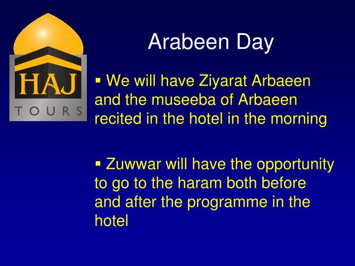 Arabeen