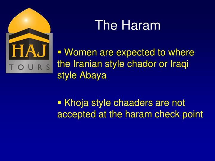 The Haram