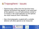 troposphere issues1