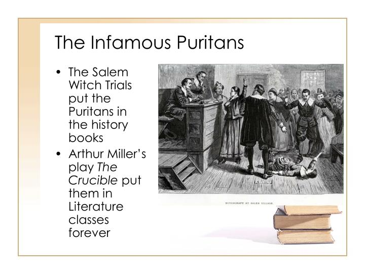 The Infamous Puritans