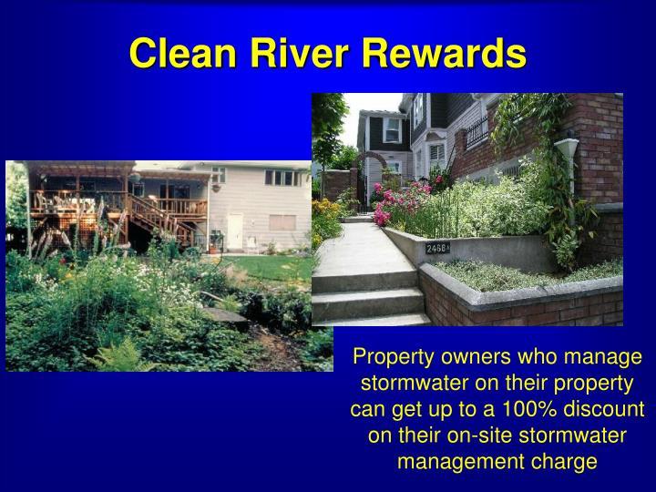 Clean River Rewards