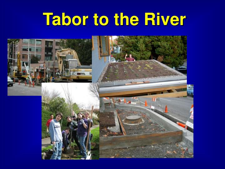 Tabor to the River