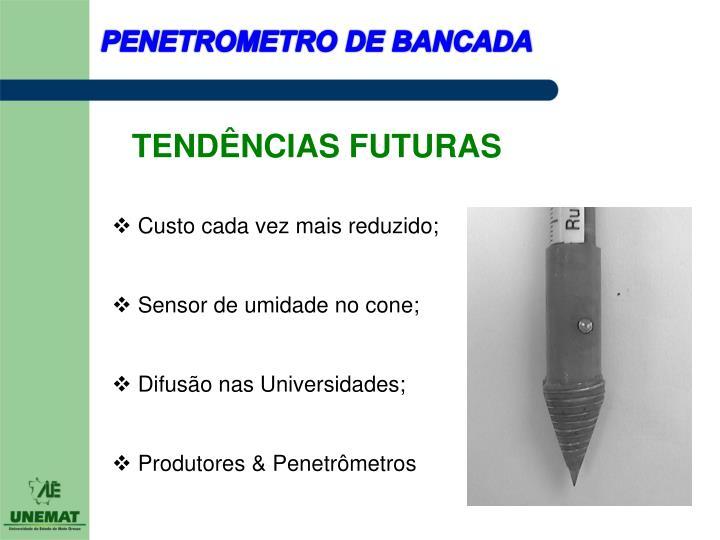 PENETROMETRO DE BANCADA