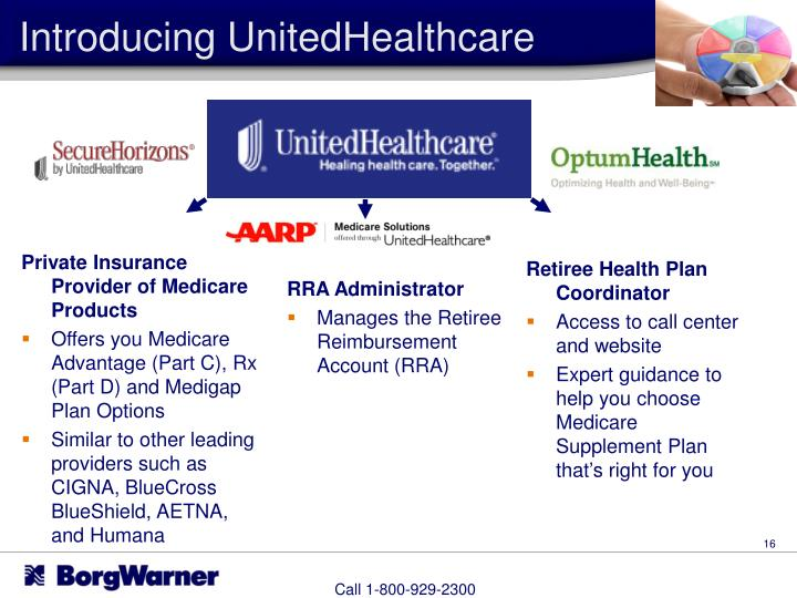 Introducing UnitedHealthcare