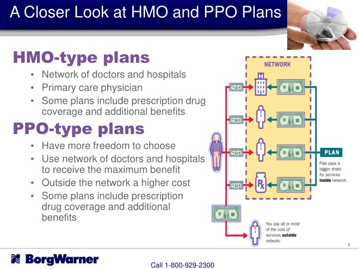 A Closer Look at HMO and PPO Plans