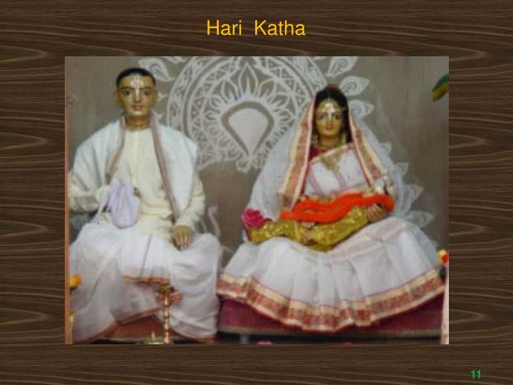 Hari  Katha