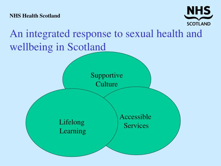 An integrated response to sexual health and wellbeing in Scotland