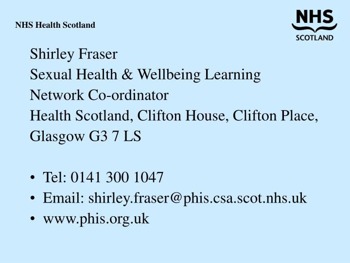 Shirley Fraser