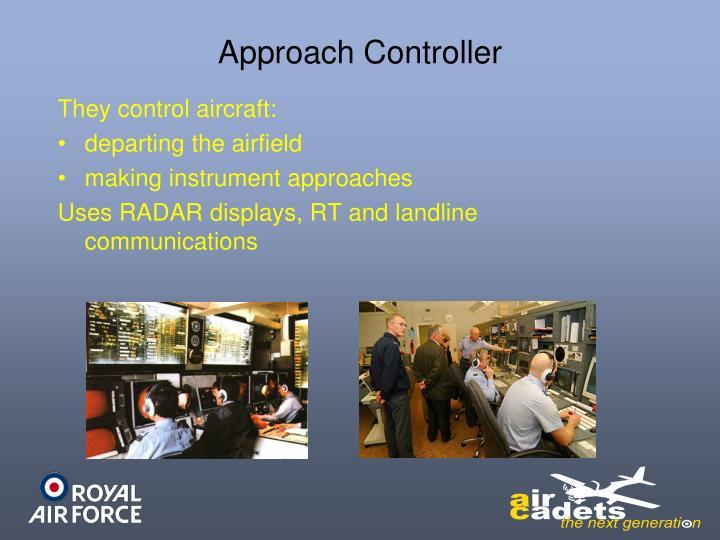 Approach Controller